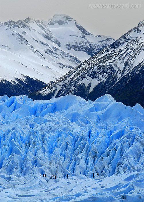 Parque Nacional de Los Glaciares, Patagonia, Argentina