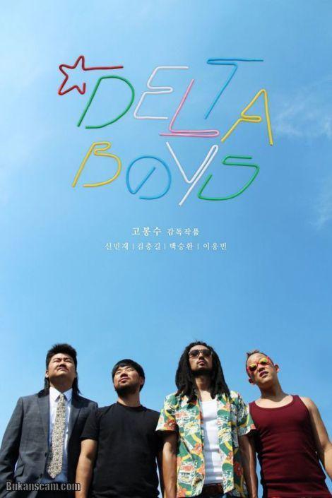 5 Fakta Film Korea Delta Boys Kocak Abis