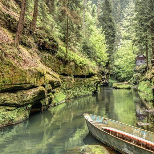 Výlet na sever Čech