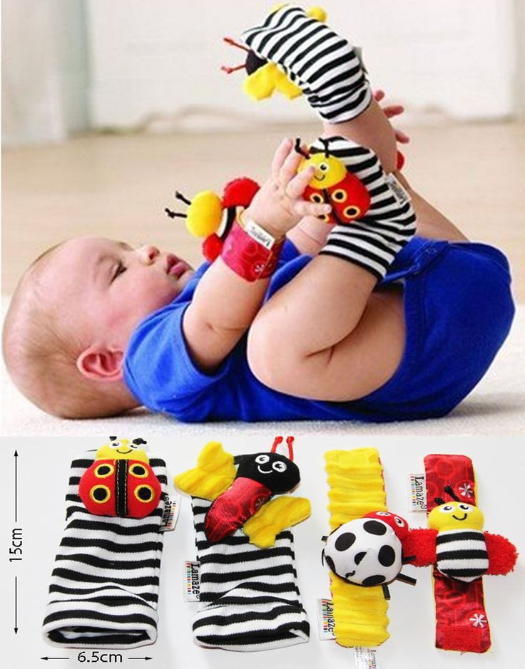Lamaze Rattle Set Baby Sensory Toys Footfinder Socks