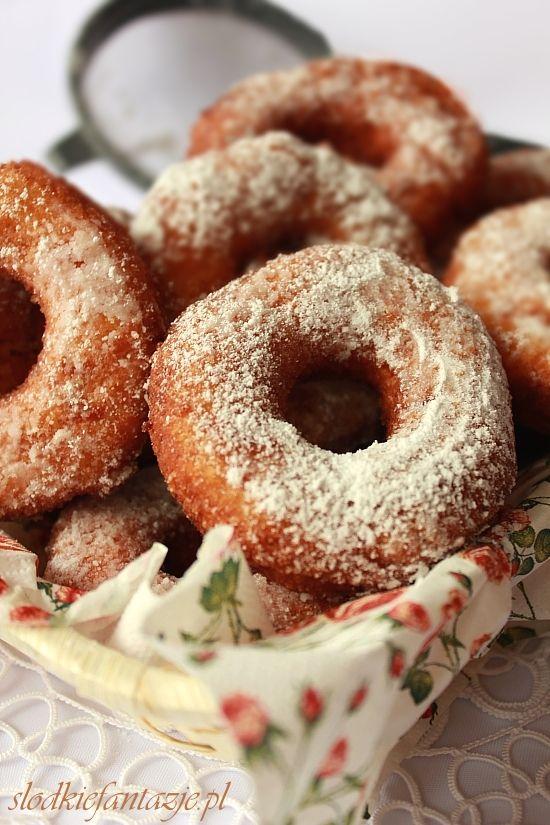 Oponki serowe przepis / Cheese donuts recipe