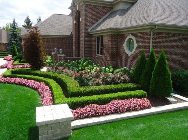 Best Small Yard Curb Appeal Ideas On Pinterest Small Garden - Basic landscaping tips