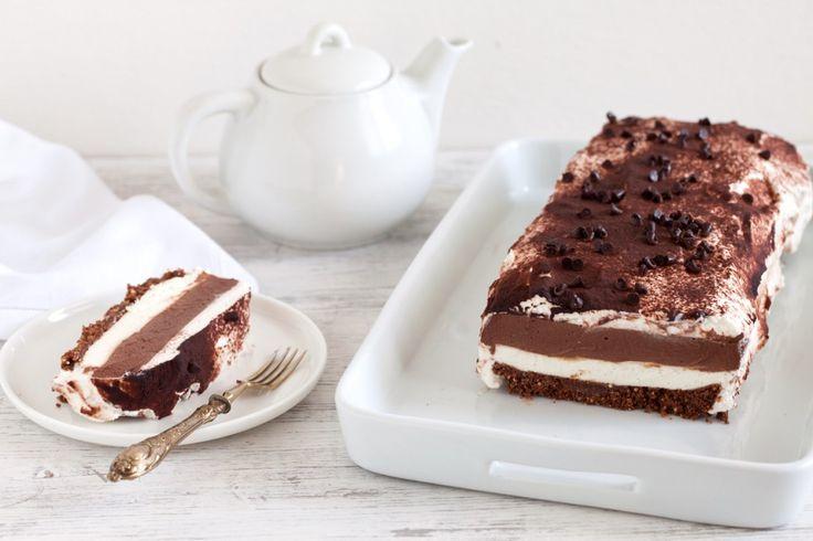 Lasagna al cioccolato
