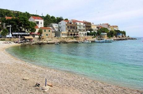 Milna, Hvar Island, Croatia