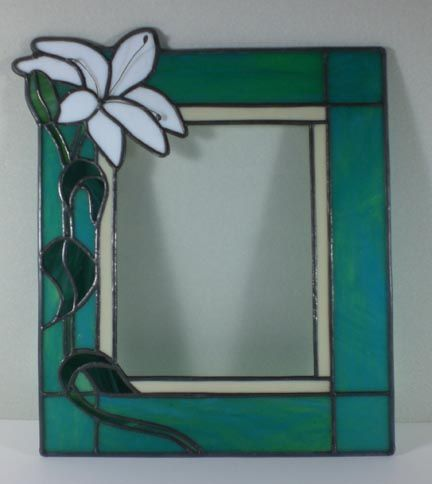 37 best stain glass mirrors images on pinterest. Black Bedroom Furniture Sets. Home Design Ideas