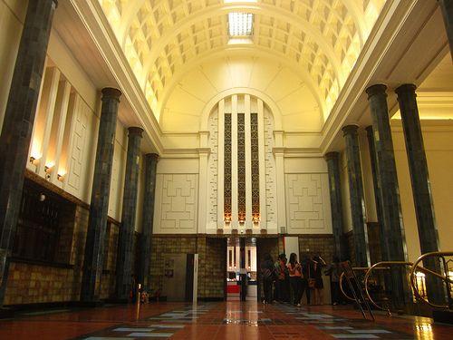 Museum Bank Indonesia : Front Lobby - Surakarta