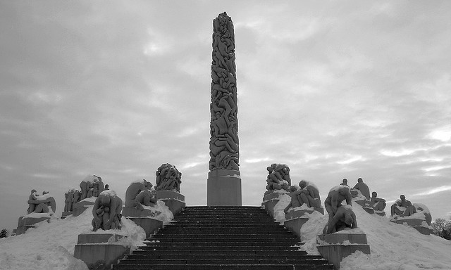 Monolith  Gustav Vigelands: Worth Reading, Favorite Places, Book Worth, D D Town, Monolith Gustav, C Gustav Vigeland