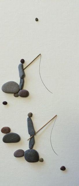 Pebble Art:emBroider