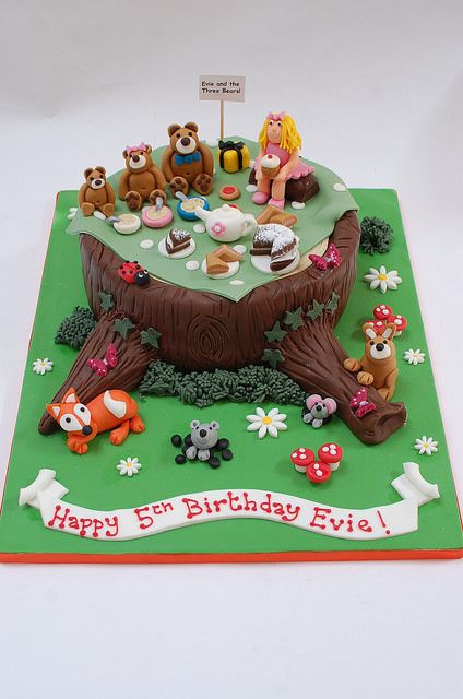 Best 25+ Goldilocks birthday cakes ideas on Pinterest ...