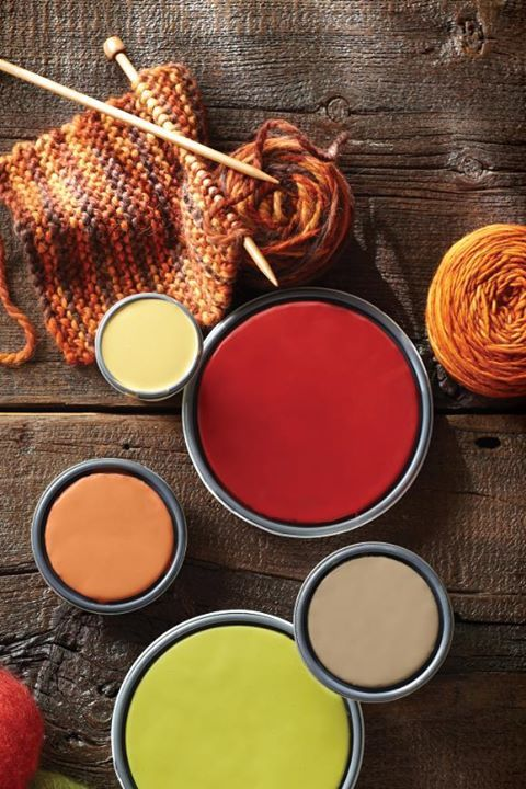 Lovely Our Home Decorators Collection Paint By BEHR Just Got A Fall Update To Its  140 Designer