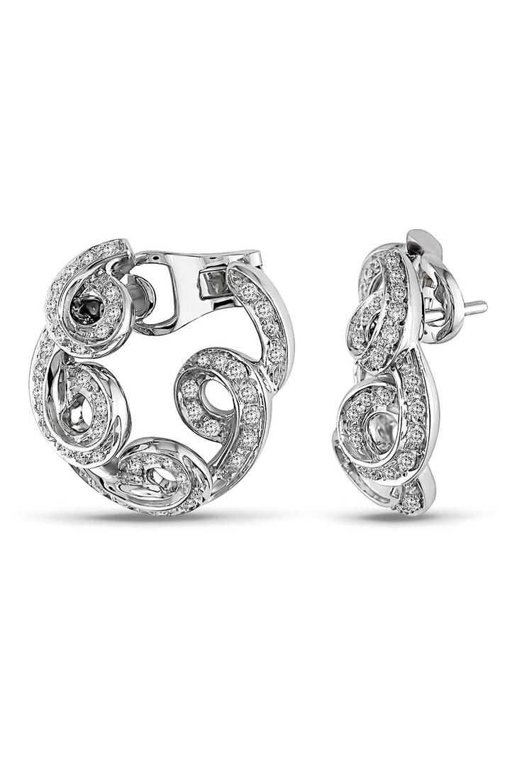 Fashion Earringsjewellery Earringsdiamond