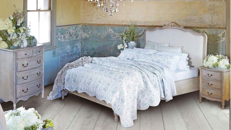 Chantelle Queen Bed - Beds & Suites - Bedroom - Beds & Manchester | Harvey Norman Australia