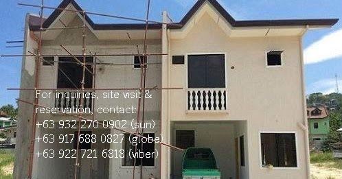3br Townhouse with Carport in Cebu City near Gaisano Mall ...