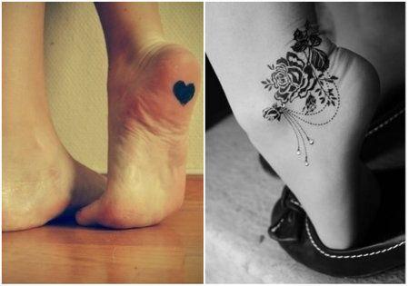 Kleine, vrouwelijke tattoo-ideeën - Ze.nl - Hét online magazine voor vrouwen!