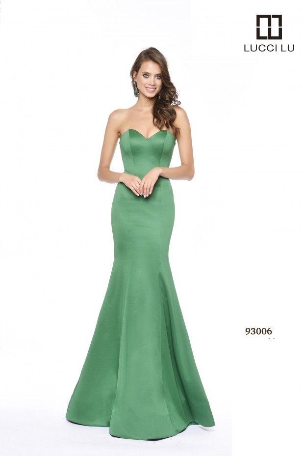 LUCCI LU 93006 Size 14 #Emerald #EmeraldGreen #Green #LucciLu #Prom #Prom17 #Prom2017 #PromDress