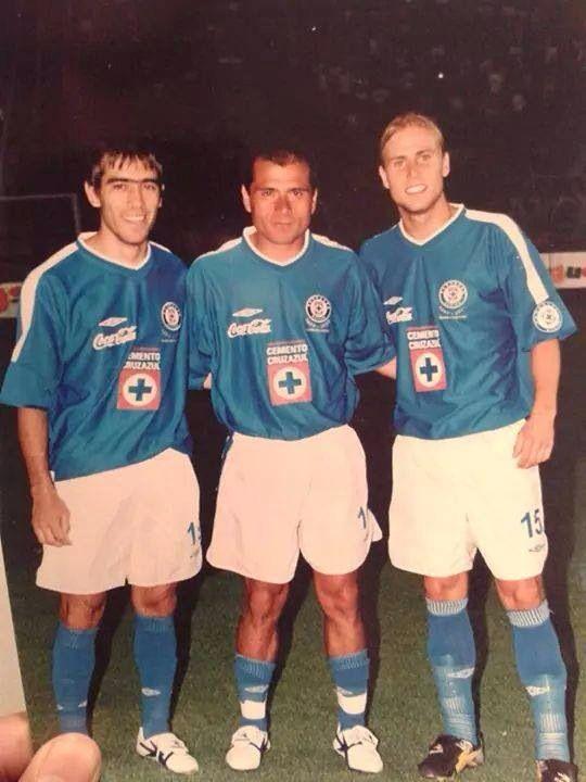 Chelito Delgado, Chelo Delgado y Luciano Figueroa tres grandes figuras celestes..