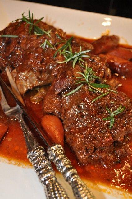 Wild pork leg recipes