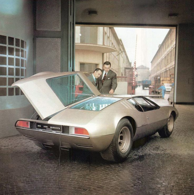 The De Tomaso Mangusta, An Alternative Vision - Petrolicious