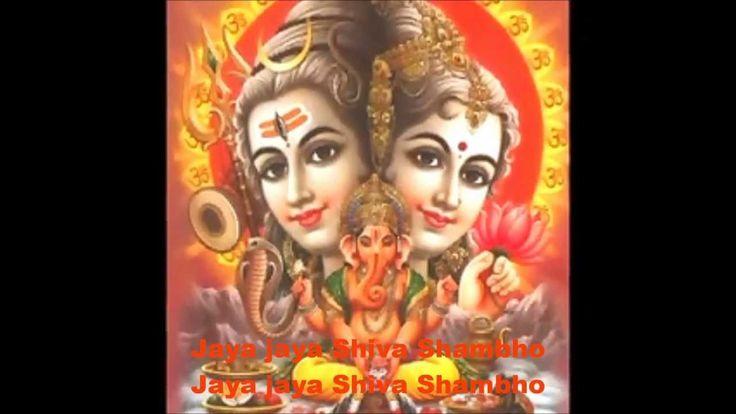 Jaya jaya Shiva Shambho - Mantra de sanación con letra