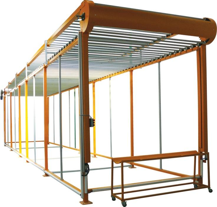 Carpet Hanging System  http://carpetwashingmachine.com/haliyikama-makinalari.aspx?kimlik=65hali-asma