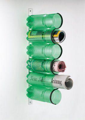 Artesanato com Garrafas PET recicladas