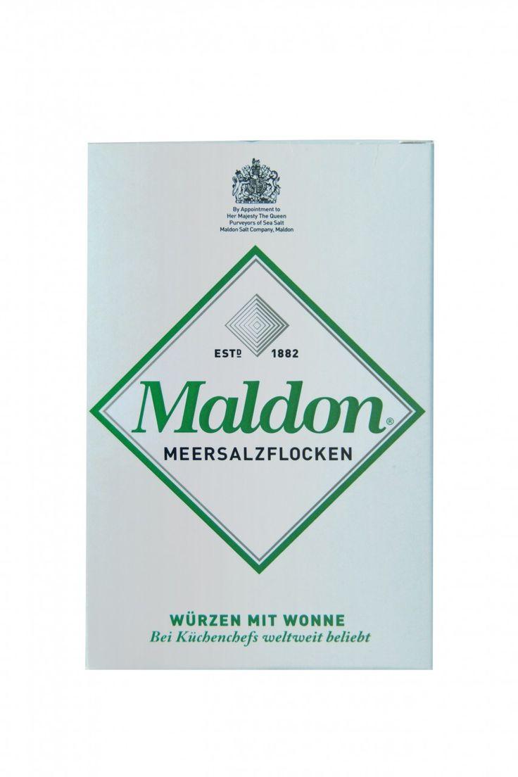 Natürliche Meersalzflocken Maldon Sea Salt besteht aus reinen und natürlichen Meersalz-Flocken. Es ist mild im Geschmack und die pyramidenförmigen Salzkristalle lassen sich zum Würzen ganz einfach zwischen den...