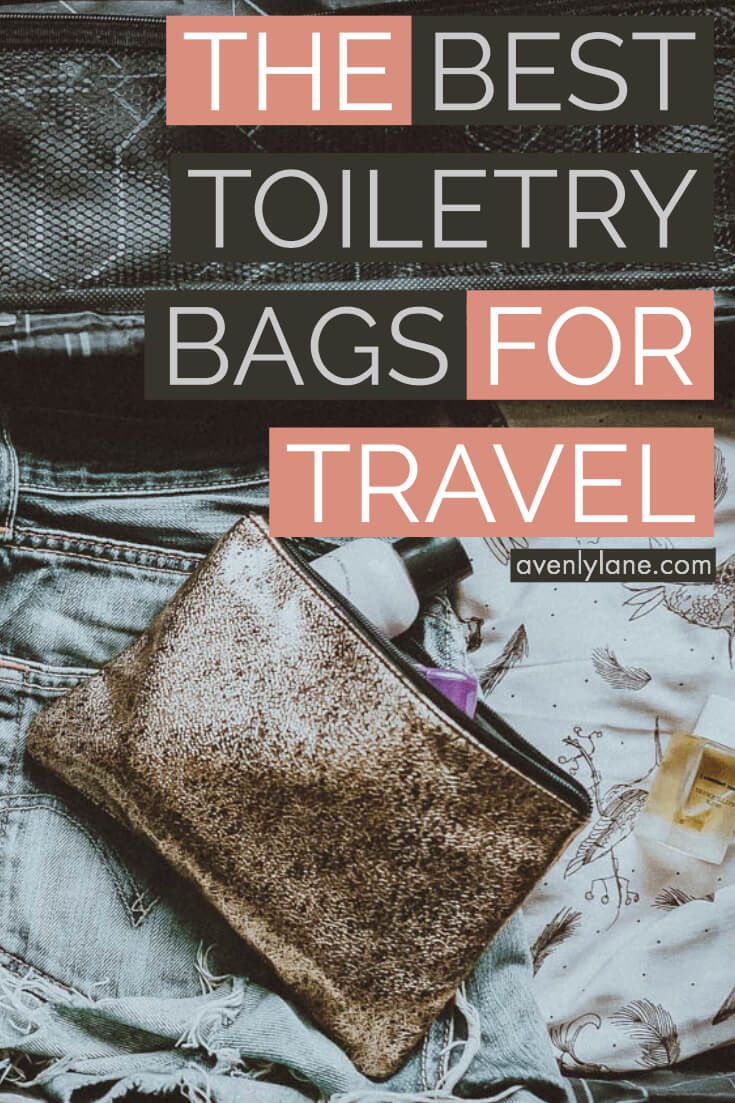 Best Toiletry Bags for Traveling   Packing Lists for Travel   Pinterest    Travel, Travel Tips and Travel Packing f239cb6e9e