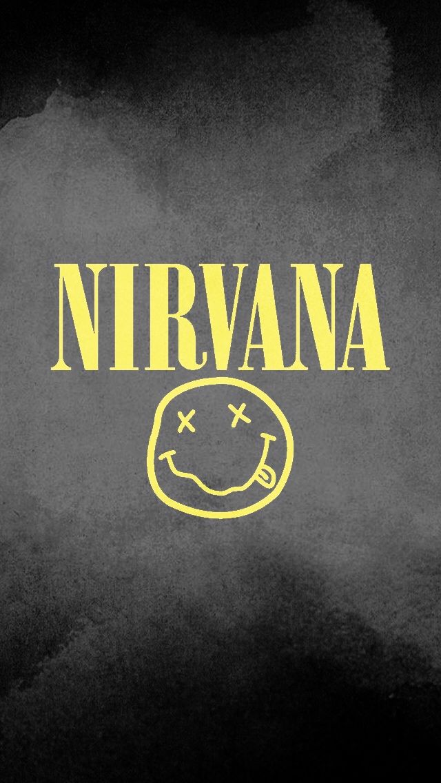 Nirvana wallpaper edited by me