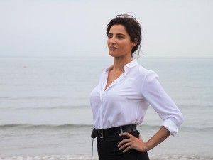 Luisa Ranieri - La prima donna della 71a Edizione della mostra del cinema di Venezia http://www.oggialcinema.net/luisa-ranieri-prima-donna/