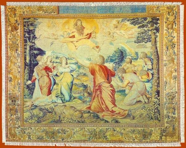 Bóg błogosławi Noemu (602x480, 80Kb)