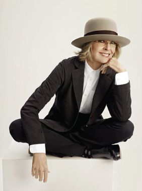 "Diane Keaton ""Annie Hall"" Style, a professional look that I like."