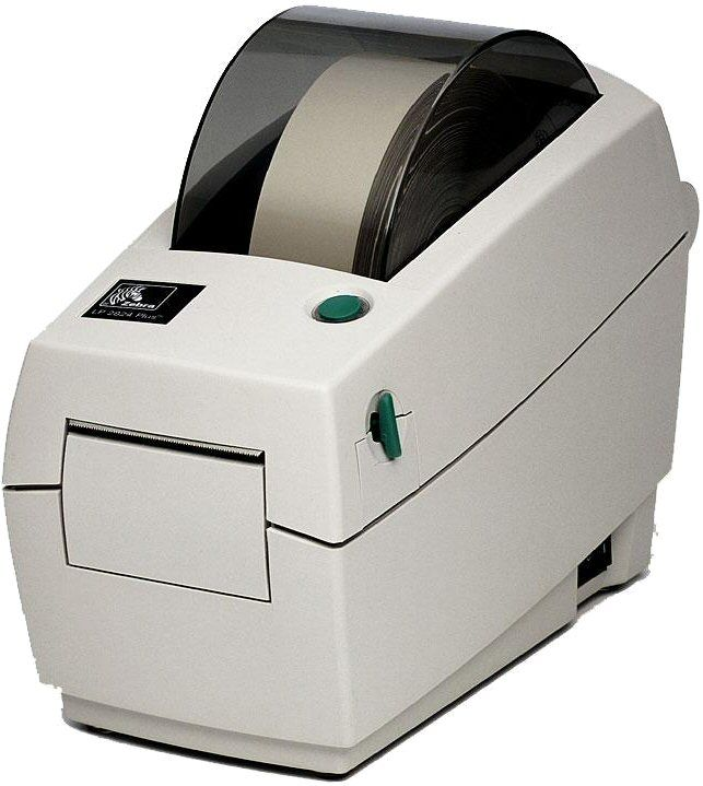 Zebra LP2824 Plus Label Printer- USB INTERFACE