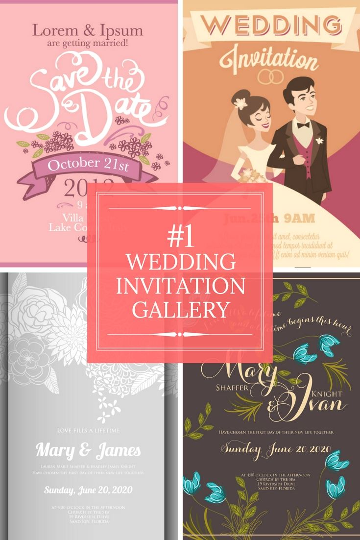 A Totally Free Wedding Invitations Examples - Go Making Your Wedding ...