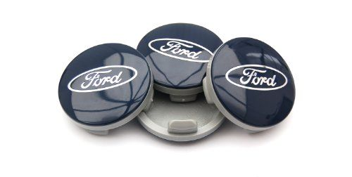 FORD FOCUS RS MK2 2008 ONWARDS ALLOY WHEEL CENTRE CAPS