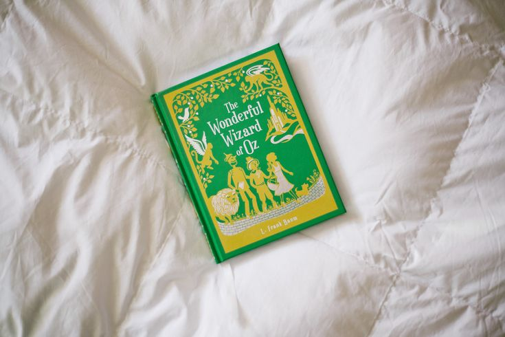 The Wonderful Wizard of Oz by L. Frank Baum. This was definitely more of a mind candy read for me. After last month