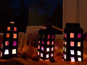 32 best cosas con tetrapack images on pinterest milk box. Black Bedroom Furniture Sets. Home Design Ideas