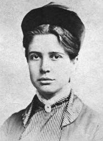 Florence Kelley (Sept 12, 1859 - Feb 17, 1932), mapped slum conditions, looking at the connections between immigration & poverty.  Her maps helped to show the need for action and changes.  Her reports along with the maps are more commonly known as the Hull House Maps and Papers.