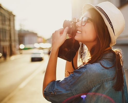 Free Online Photography Courses, DSLR Photography Tutorial for Beginners