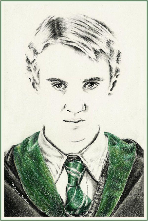 Draco Malfoy By Thewholehorizon Deviantart Com On Deviantart