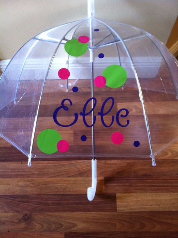 12 Best Images About Clear Umbrella Ideas On Pinterest