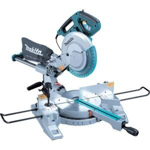 Makita 13 Amp 10 In Slide Compound Miter Saw Ls1018 The Home Depot In 2020 Sliding Mitre Saw Compound Mitre Saw Sliding Compound Miter Saw