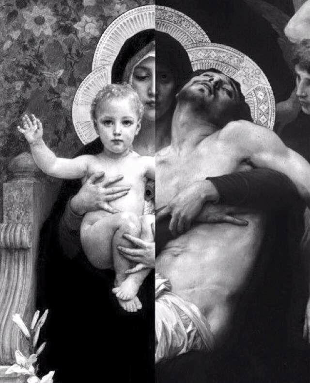 Mary and Jesus | Catholic Memes