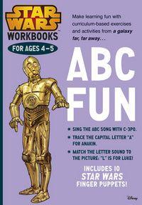 Star Wars Workbooks: ABC Fun A