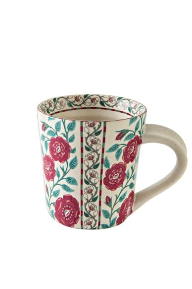 Rosa Bagh Jaal Mug
