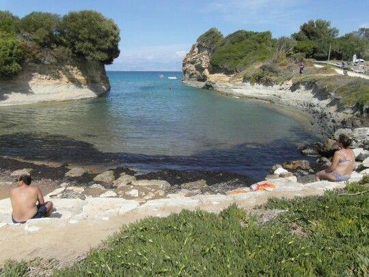Corfu  Sidari :  Canal  D Amour