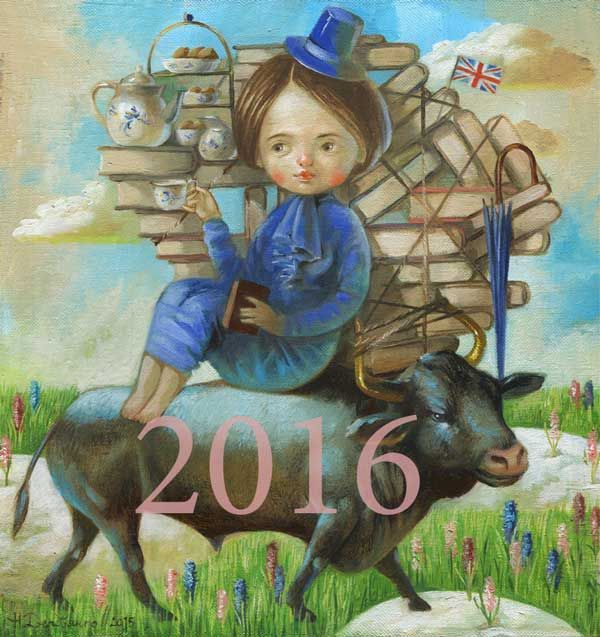 Гороскоп на 2016 год для Тельца (21 апреля – 20 мая)