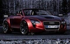 Audi Tt Tuning HD Wallpaper