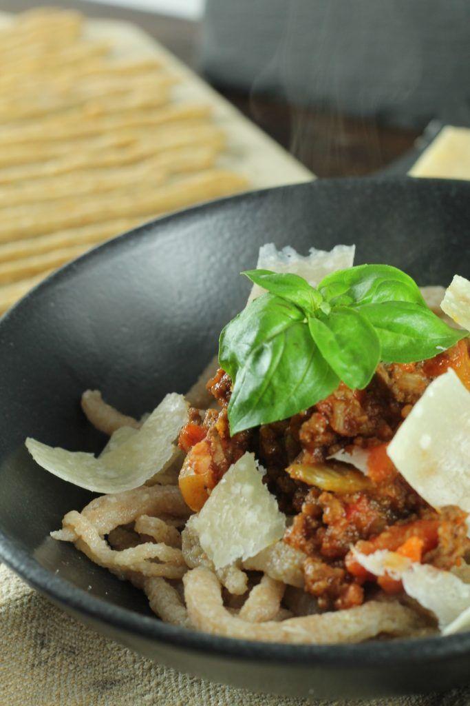 Pici con Ragù – hier kommt das Rezept für meine Lieblingsbolo