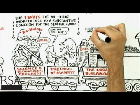 RSA Animate - 21st Century Enlightenment - YouTube