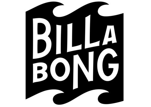 Billabong logo design by Young Jerks